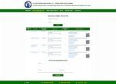 Dùng mã QR Code tra cứu thông tin bầu cử ở quận 12, TP.HCM