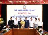 Nhân sự mới Tòa án Cấp cao tại Hà Nội