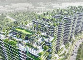 Xu hướng vườn đứng phủ mát các cao ốc tại Việt Nam