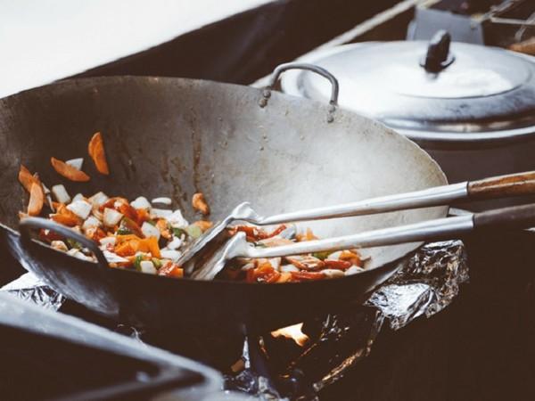 Cần tây hữu cơ rất giàu chất chống oxy và các hợp chất