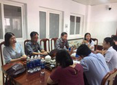 Chuyển bé trai mắc bạch hầu nguy kịch ở Đắk Nông về TP.HCM