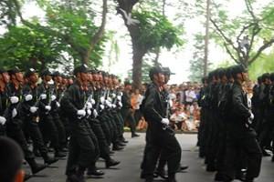 Cảnh sát cơ động. (Nguồn: commons.wikimedia.org)