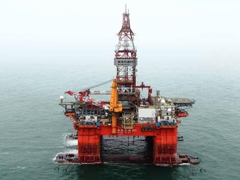 Hiện nay trên thế giới chỉ có khoảng 20 giàn khoan hoạt động ở độ sâu 3.000 m như HD 981