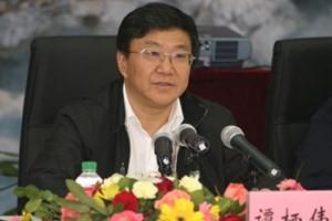 Ông Đàm Thê Vĩ. (Nguồn: zhongguowangshi.com)
