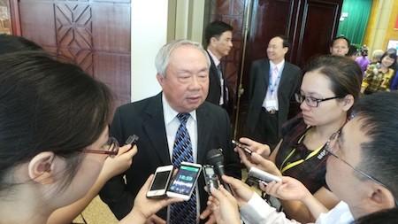 Ông Vũ Mão: Lịch sử đang đòi hỏi dân tộc Việt Nam phải bình tĩnh, gan góc
