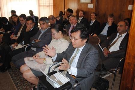 Ông Hiroaki Fujiwara, Công sứ Đại sứ quán Nhật nhấn mạnh Nhật ủng hộ các nước ASEAN