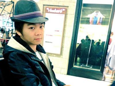 Ông Võ Thanh Quảng - cựu sinh viên FPT - là người sáng lập ra trang mạng xã hội Haivl.com