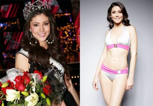 Daniela Alvarez đến từ Cuernavaca, Morelos giành vương miện Hoa hậu trong đêm chung kết cuộc thi hôm 19/10.