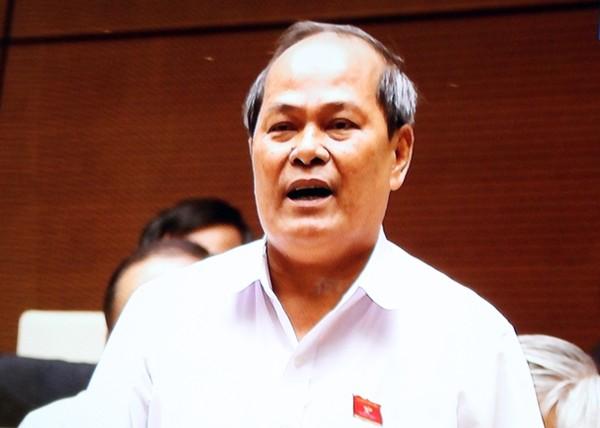 Đại biểu Ngô Văn Minh