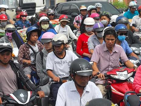 Cấm xe máy: Không phải muốn là được - ảnh 1