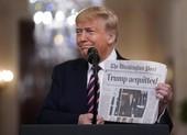 Ông Trump được bỏ phiếu trắng án