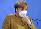 Bà Merkel: COVID-19 sẽ kết thúc khi thế giới được tiêm chủng