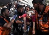 Israel đánh mạnh Dải Gaza, sau tuyên bố rắn của ông Netanyahu