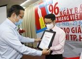 Thư Ban Biên tập nhân kỷ niệm 31 năm Ngày thành lập báo Pháp Luật TP.HCM