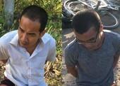 2 phạm nhân nguy hiểm trốn trại bị bắt ở núi Bà Đen