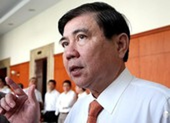 Chủ tịch TP.HCM: Dịch COVID ở TP chưa đến mức căng thẳng