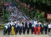 TP.HCM trang trọng dâng hương tại lễ Giỗ Tổ Hùng Vương