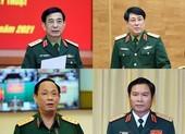 32 đại biểu Quân đội trúng cử ĐBQH khóa XV