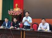 Quận Ba Đình đề xuất mời quân đội vào xử lý nhà 8B Lê Trực