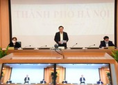 Hà Nội xin một số cơ chế đặc thù để phát triển kinh tế-xã hội
