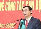 Tân Bí thư Hà Nội Vương Đình Huệ nói gì khi nhận nhiệm vụ mới?