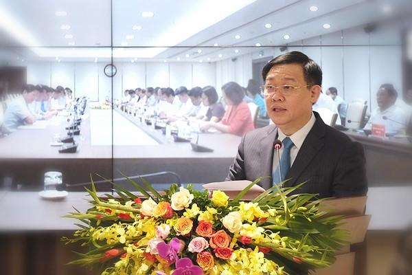 Bí thư Hà Nội Vương Đình Huệ