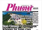 Báo điện tử Phụ nữ TP.HCM bị tước giấy phép 1 tháng