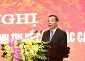 HĐND TP Hà Nội sẽ bầu tân chủ tịch thay ông Nguyễn Đức Chung
