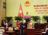 UBND TP Hà Nội có 5 Phó Chủ tịch mới