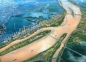 """Sau 10 năm, hình hài khu đô thị sông Hồng đã """"lộ diện"""""""