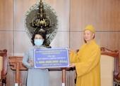 Giáo hội Phật giáo TP.HCM ủng hộ 1 tỷ đồng mua vaccine