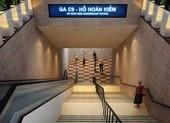 Hà Nội xem xét phương án bỏ ga ngầm C9 tuyến metro số 2