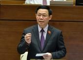 Hôm nay, tân Chủ tịch Quốc hội tuyên thệ nhậm chức