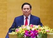 Ông Phạm Minh Chính được bầu làm Thủ tướng Chính phủ