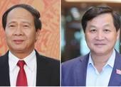 Trình Quốc hội phê chuẩn 14 nhân sự mới của Chính phủ