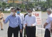 Chủ tịch Hà Nội: Ổ dịch BV K phức tạp hơn BV Bệnh Nhiệt đới TW