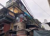 Hà Nội: Cải tạo chung cư, khu tập thể cũ