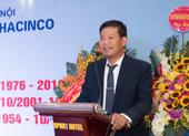 Hà Nội yêu cầu kiểm điểm trách nhiệm Ban thường vụ Hadinco