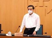 Chủ tịch Hà Nội kêu gọi người dân ủng hộ phòng chống COVID-19