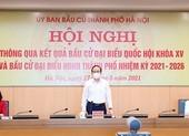 Hà Nội báo cáo sơ bộ kết quả bầu cử đại biểu QH và HĐND