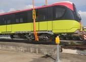 Đoàn tàu thứ 5 của Metro Nhổn-ga Hà Nội đã về thủ đô