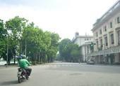 Hà Nội tạm thời cấm shipper giao hàng trong lúc giãn cách