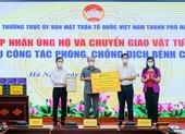 T&T tặng Hà Nội 1 triệu bộ kit xét nghiệm để phòng chống COVID-19