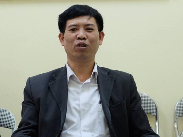 Ông Tạ Văn Hải, Phó Chủ tịch UBND phường Hoàng Liệt