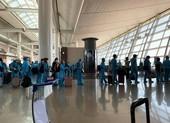 Đưa 340 công dân Việt Nam từ Hàn Quốc về nước