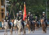 Bộ Công an chính thức ra mắt lực lượng kỵ binh