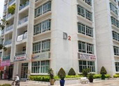 Hiện trường LS Bùi Quang Tín rơi ở chung cư New Sài Gòn