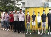 10 người Trung Quốc vượt biên trái phép vào Nha Trang, TP.HCM
