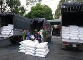 39 tấn đường nhập lậu bị CSGT chặn bắt