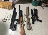 Vĩnh Long: Phá cơ sở sản xuất vũ khí trái phép